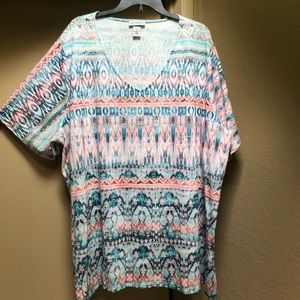 Plus size women's T-shirt made by Catherine's